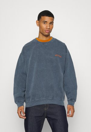 CREWNECK UNISEX - Sweatshirt - blue