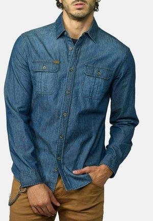 Camisa - azul oscuro