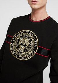 Glorious Gangsta - PROPSECT LOGO - Sweatshirt - black - 4