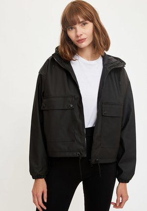 Outdoor jacket - black
