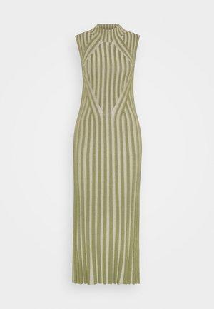 MARGHERITA - Jumper dress - sage
