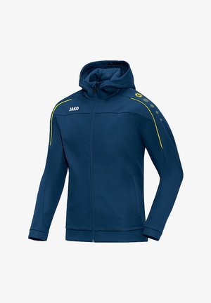 CLASSICO - Sports jacket - blaugelb