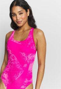 Speedo - BOOMSTAR - Swimsuit - electric pink galinda - 3