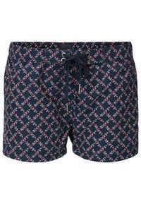 Marc O'Polo - Shorts - blueblack - 0