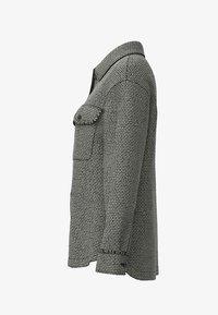 bianca - Long sleeved top - grey - 1