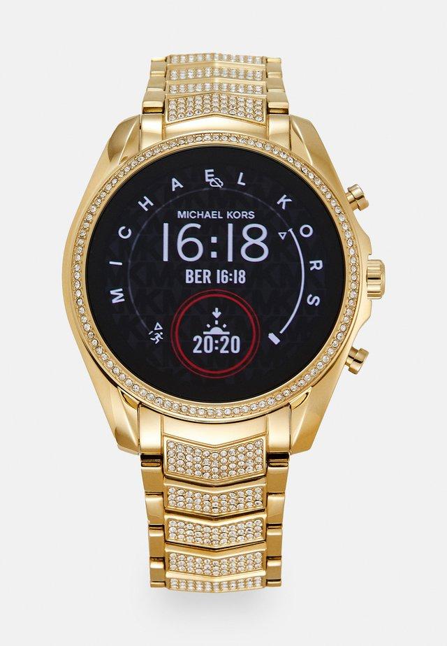 GEN 5 BRADSHAW - Smartwatch - gold-coloured