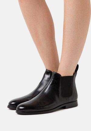 SUSAN - Ankelstøvler - black