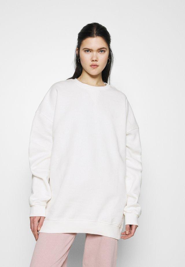 NATALIA - Sweatshirt - ivory