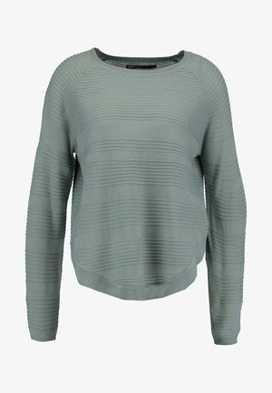 ONLCAVIAR  - Strickpullover - chinois green