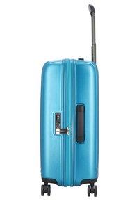 march luggage - SET - Luggage set - omega blue - 3