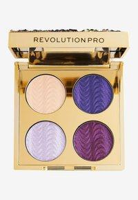 Revolution PRO - ULTIMATE EYE LOOK HIDDEN JEWELS PALETTE - Eyeshadow palette - - - 0