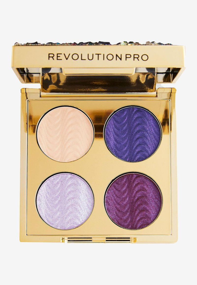 Revolution PRO - ULTIMATE EYE LOOK HIDDEN JEWELS PALETTE - Eyeshadow palette - -