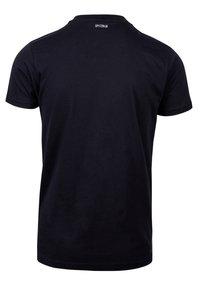 Spitzbub - HEARTBEAT - Basic T-shirt - schwarz - 3