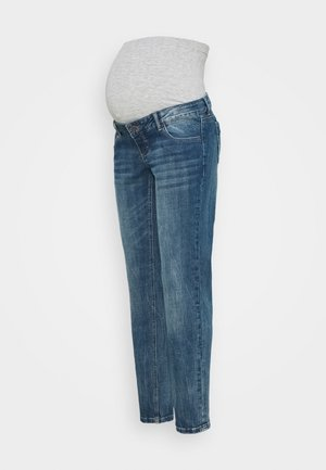 MLBRISBIN COMFY - Relaxed fit jeans - blue denim