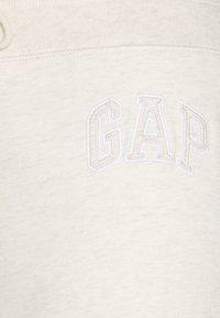 GAP - Tracksuit bottoms - oatmeal heather - 2