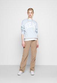 Weekday - PAM  - Sweatshirt - light blue - 1