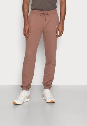 DARE PANTS - Tracksuit bottoms - brown