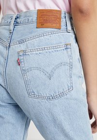 Levi's® - 501® CROP - Jeans straight leg - montgomery baked - 5