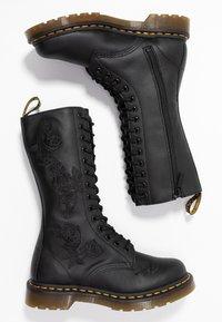 Dr. Martens - 1914 VONDA MONO - Lace-up boots - black - 3