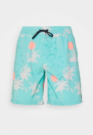 SUNDAYS LAYBACK - Swimming shorts - seagreen
