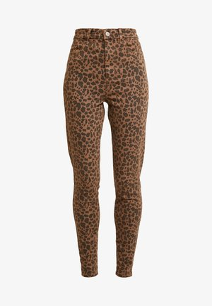 CURVY - Trousers - brown