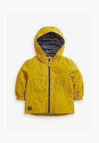 Next - Light jacket - yellow - 1