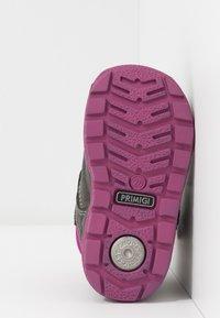 Primigi - Zimní obuv - grig/magenta - 5