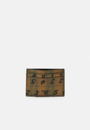 CARD CASE UNISEX - Portemonnee - brown