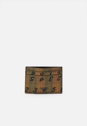 CARD CASE UNISEX - Peněženka - brown