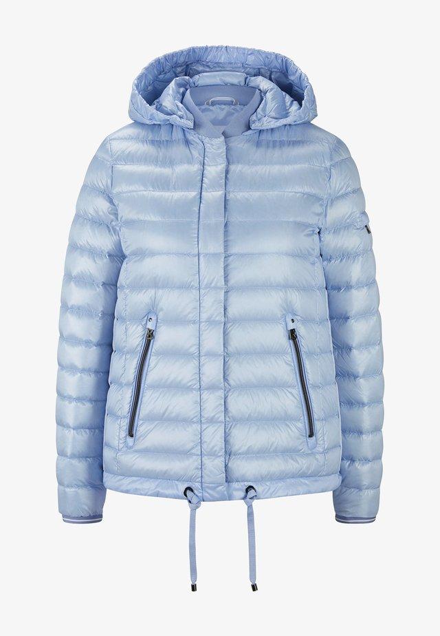 TINI-D - Down jacket - hellblau