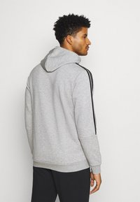 adidas Performance - CUT - Sweat à capuche - grey/black - 2
