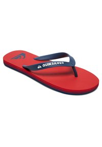 Quiksilver - Pool shoes - red/blue/red - 1