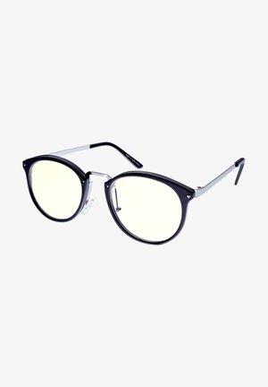 BERLIN  - Brillen met blauwlichtfilter - black