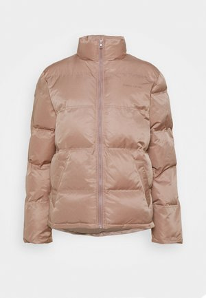 PUFFER JACKET - Winter jacket - taupe