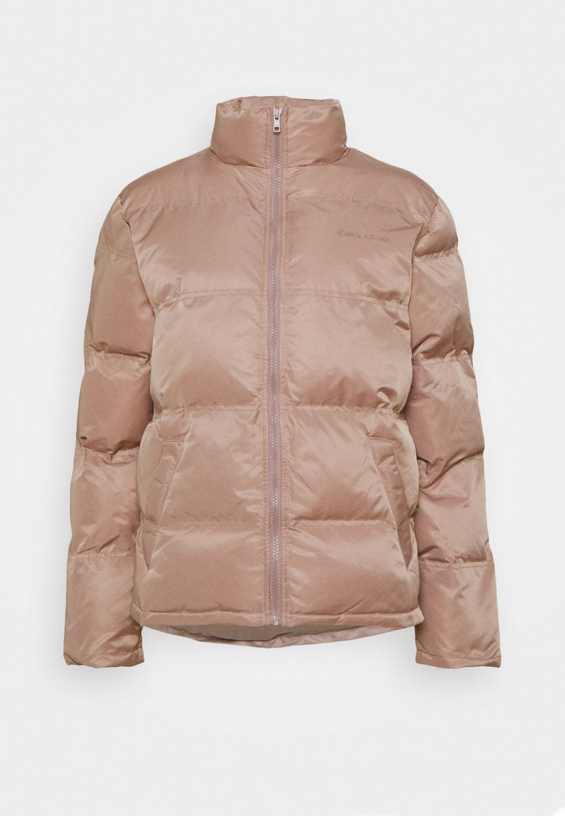 Casa Amuk - PUFFER JACKET - Winter jacket - taupe