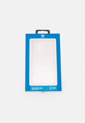 IPHONE 12 MINI - Étui à portable - clear / white