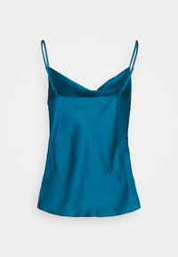 Banana Republic - DRAPE FRONT CAMI SOFT - Top - underwater turquoise - 1