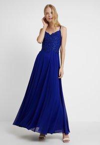 Mascara - Společenské šaty - velvet blue - 1