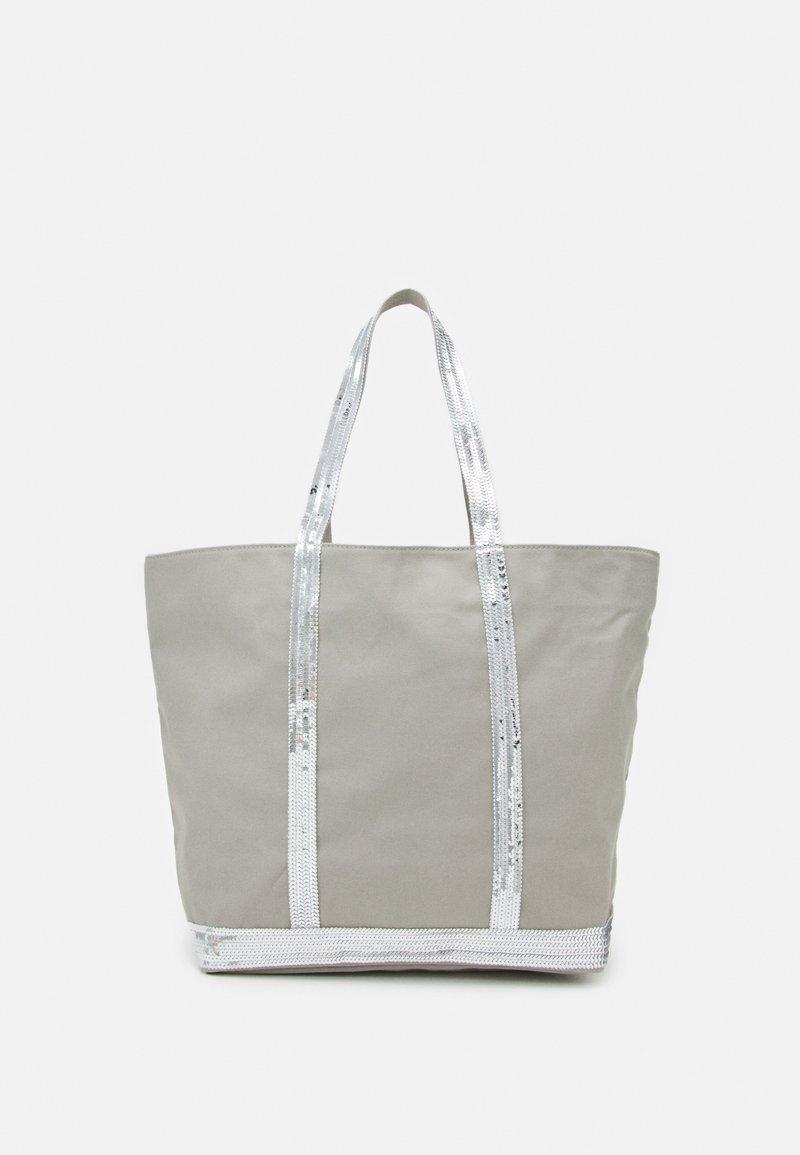 Vanessa Bruno - CABAS - Shopping bag - silver-coloured