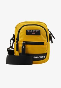 Polo Ralph Lauren - CROSSBODY - Across body bag - yellow - 1