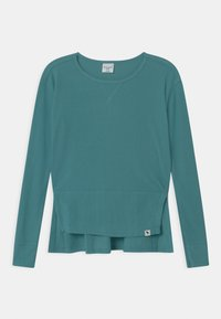 Abercrombie & Fitch - OVERSIZED - Long sleeved top - brittany blue - 0