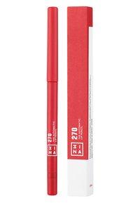 3ina - THE AUTOMATIC LIP PENCIL - Matita per le labbra - 270 pink - 1