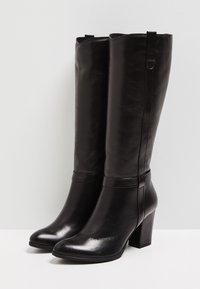 usha - Laarzen met hoge hak - black - 2