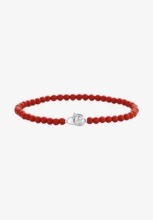 Bracelet - hellrot
