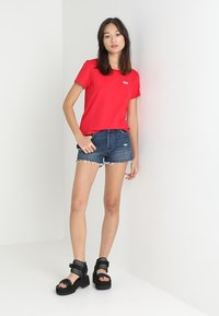 Levi's® - 501 HIGH RISE - Jeans Shorts - silver lake - 1