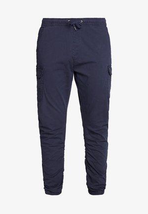 LAKELAND - Pantaloni cargo - navy