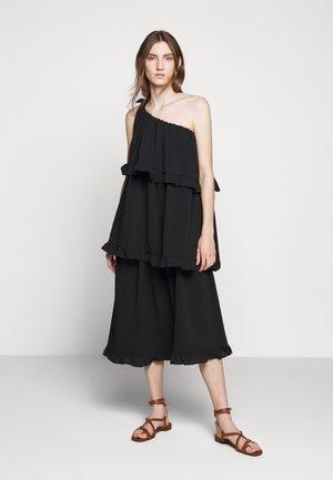 ANGELI JUSTINE DRESS - Vestito estivo - black