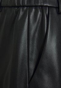 Freequent - Mini skirt - black - 2