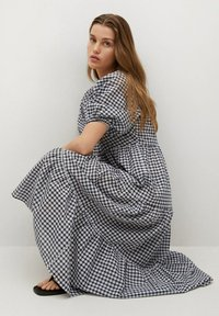 Mango - Day dress - svart - 5