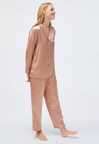 OYSHO - Pyjama bottoms - rose - 1